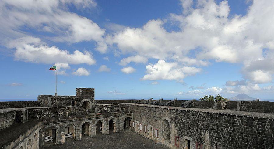 Zitadelle Fort George, Brimstone Hill