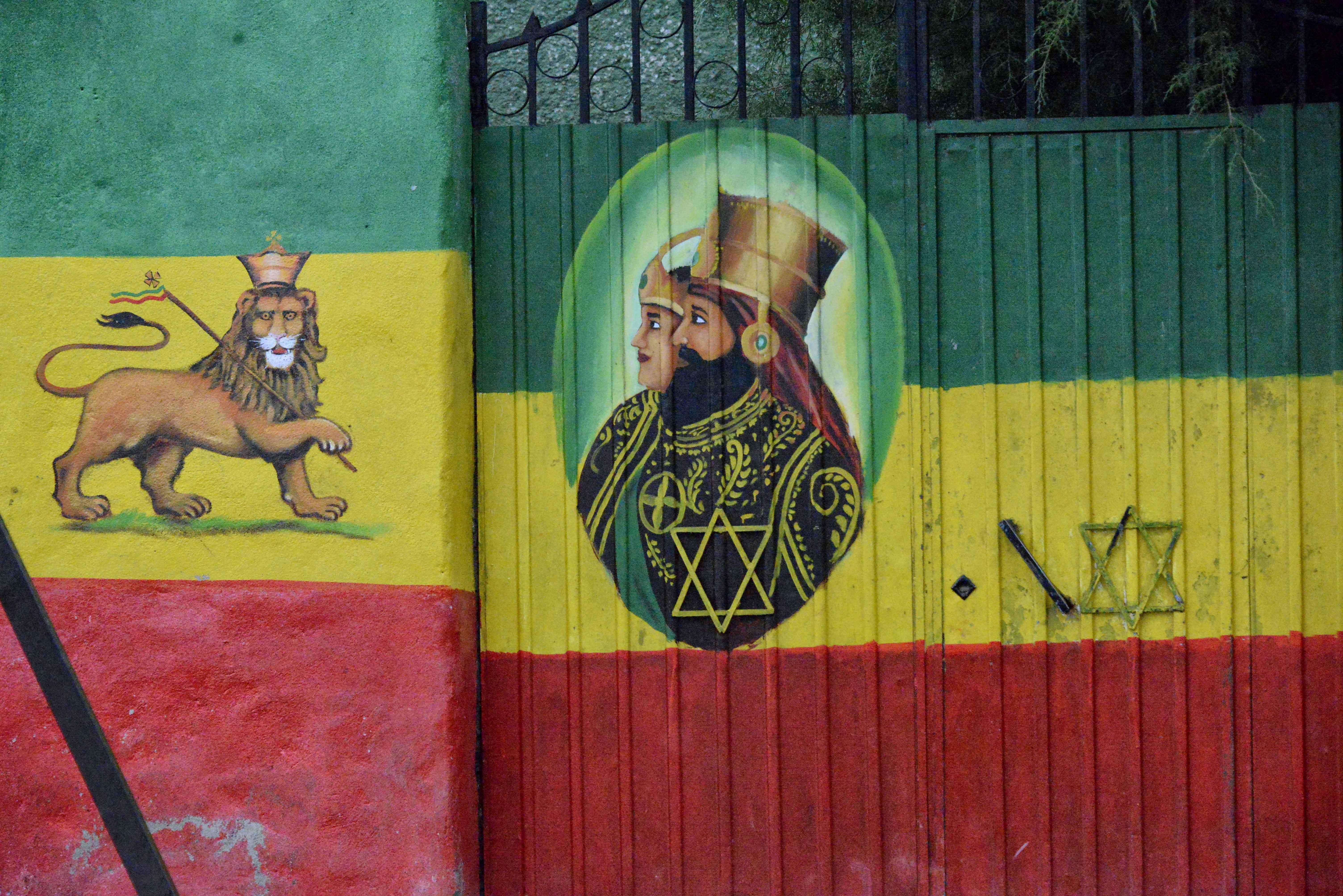 Rastafari-Siedlung, Shashamane, Äthiopien