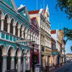 Denkmalschutz-Konferenz in Willemstad, Curaçao