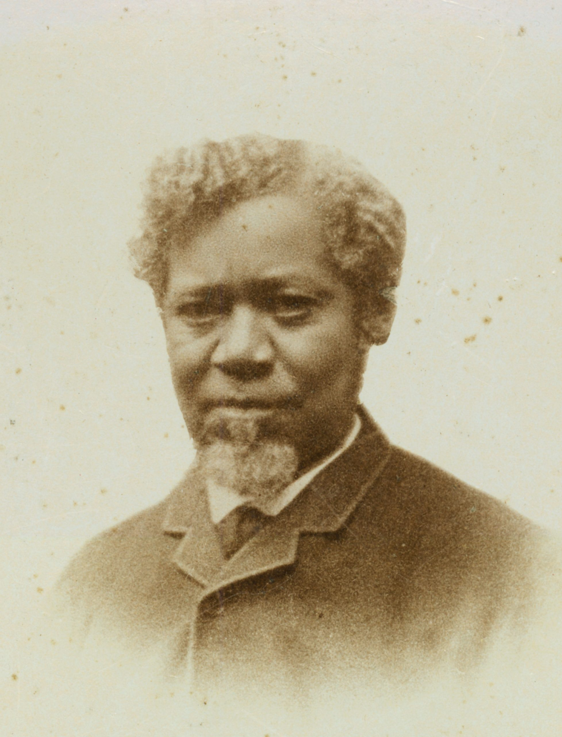 Afro-niederländische Geschichte, Amsterdam, Suriname, Ghana; Hendrik van Guinea Charles (1827-1899)
