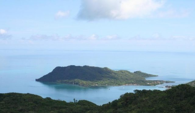 Puritaner-Kolonie Providence Island in der Karibik